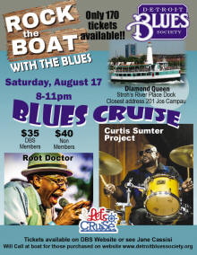 Who's Who in Detroit Blues - Detroit Blues Society